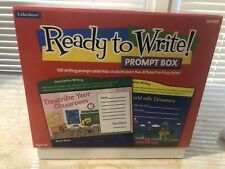 Educational Ready to Write! Prompt Box Lakeshore