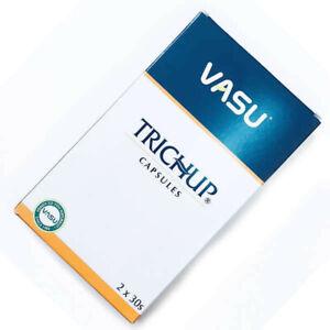 Vasu Trichup 60 (2 X 30) Capsules   Ayurveda   Herbal   Free Shipping