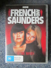 Dvd French And Saunders At The Movies Great * Must See *