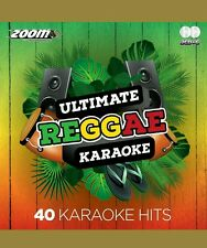 Zoom Karaoke CDG   Ultimate Reggae Karaoke CDG    40  top tracks on 2 discs