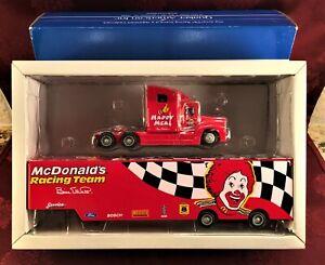 NASCAR BILL ELLIOTT 1999 #94 McDonalds Racing 1/64 ARS Transporter Hauler Excell