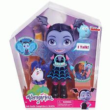 Disney Junior Jr Vampirina Bat-tastique Talking Vee & Friends Vampirina & Wolfie