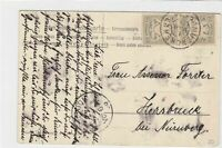 germany bavaria 1906 stamps card ref r13259