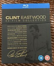 Clint Eastwood 20 film Collection Blu-ray (2013) Box set