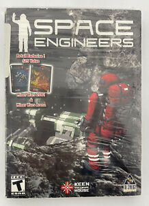 Space Engineers Limited Edition (PC DVD) Game - NI