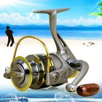12BB Metal Left/Right Interchangeable Hand Fishing Reel Fish Wheel High Speed