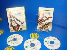 Juego Para Consola Xbox X Box 360 -  FINAL FANTASY XIII- Buen Estado-3 DISCOS