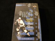 1993-94 Upper Deck Hockey Series 1 Factory Sealed Wax Box - Gretzky's Great Ones