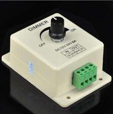 3× DC12V 24V 8A LED Switch Dimmer Cotroller for 3528 5050 led strip single color
