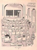 Punch.Politics.Election.Gains.Losses.1955.Cartoon.Audience.Political