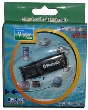 BLUETOOTH Dongle USB Wireless Adapter V2.0 100M Range