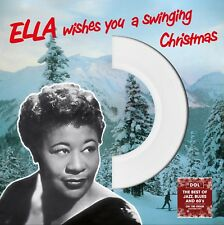 Ella Fitzgerald Wishes You a Swinging Christmas - NEW SEALED LP on Colored vinyl