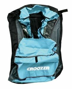Croozer Body f.Kinderanhänger Kid for1 ab 2013 blau