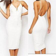 Vestiti da donna bianchi con spalline