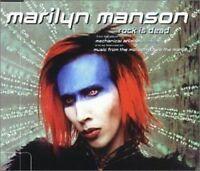 Marilyn Manson Rock is dead [Maxi-CD]