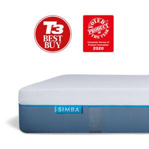 Simba Mattress Certified Refurbished | Foam & Springs | T3 Best Buy