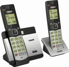 Vtech Cordless Phone with Caller ID - 2 Handset - Black (CS5119-2) ™
