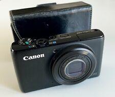 CANON S95 PowerShot 10 MP cámara Digital Compacta de expertos Excelente Estado
