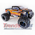 Redcat Racing Rampage MT V3 1:5 Scale Gas 4WD RC Monster Truck Orange/Flame 32CC