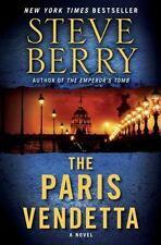The Cotton Malone Ser.: The Paris Vendetta Bk. 5 by Steve Berry (2010,...