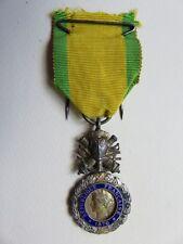 226 - Insigne décoration citation 1870 - Valeur et discipline