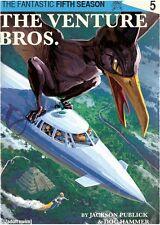 Venture Bros.: The Fantastic Fifth Season [2 Discs] (2014, REGION 1 DVD New)