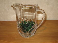 RCR *NEW* PALACE Broc à eau 100cl H.18cm (sans les perles) water pitcher