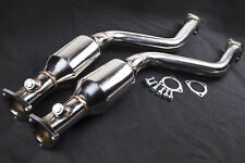 BMW E46 M3 & CSL 200 Cell Sports Catalytic Converter Cat Downpipe Y-BRANCH Pipe