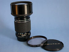 PENTAX-M* SMC 300mm f:4 K Mount Tele Lens