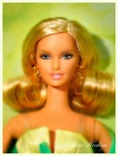 NRFB 2005 Citrus Obsession Barbie Doll Silver Label Dented Box