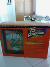 1999 Wheaties 24K Gold Signature Mini Box  - Tiger Woods