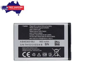 Battery for Samsung C5220 S5510T s5511T S5511 S5620 S5603 T Preston S3653 463651