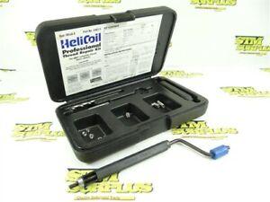 HELICOIL PROFESSIONAL METRIC THREAD REPAIR KIT M5 X 0.8 P/N 5403-5 +BONUS TOOL