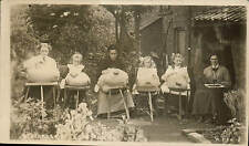 Bedfordshire Lace Makers # 1 by A.P.Co.