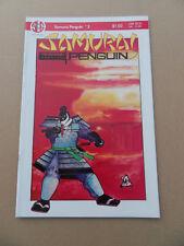 Samurai Penguin 3 . Slave Labor . 1987 . VF - minus