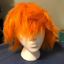 Orange short cosplay wig - Hinata Shoyo