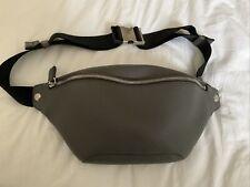 MULBERRY Urban Belt Bag - Earth Grey Heavy Grain Leather - RRP £550 - Brand New