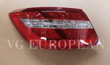 Mercedes-Benz W207 E-class Genuine Left Tail Light E350 E550 Coupe/Conv. New