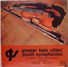 Greater Twin Cities' Youth Symphonies - No. 5 Andante Catabile LP VG+ MC 4447