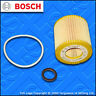 SERVICE KIT for SEAT IBIZA (6L) 1.2 6V 12V OIL FILTER SUMP PLUG SEAL (2002-2009)