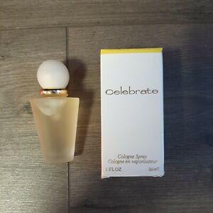 CELEBRATE by Coty Cologne Spray 1oz/ 30ml NIB (box may have some damage)