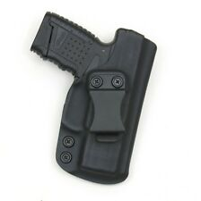Badger State Holsters- Walther PPS M1 IWB Black Custom Kydex Holster