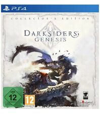 Darksiders Genesis Collectors Edition For PS4 PREORDER! Free Delivery!