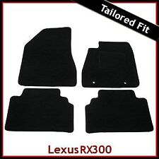 Lexus RX300 Tailored Fitted Carpet Car Mats (2003 2004 2005 2006 2007 2008 2009)