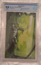 Weapon X #11 Dell'Otto Ultimate Virgin Variant Edition CBCS 9.8 Marvel Comics