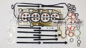 BMW ENGINE HEAD GASKET SET & HEAD BOLTS 120D 320D 520D N47D20A N47D20B N47D20D