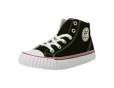 PF Flyers Kids Shoe Center Hi KC2001BK - Black/White