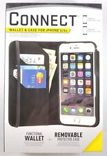 Nite Ize Connect Wallet Case for iPhone 6 & iPhone 6S Black