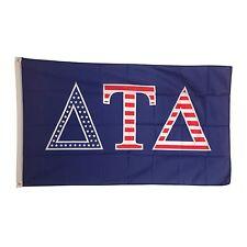 Delta Tau Delta USA Letter Flag 3' x 5'