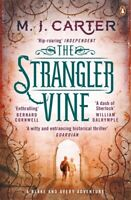 The strangler vine by M. J. Carter (Paperback) Expertly Refurbished Product